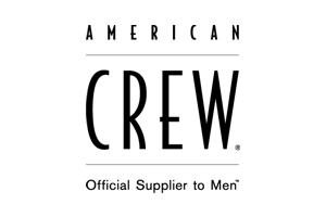 Logo American Crew, stylizacja zarostu, pielęgnacja wąsów Pruszcz Gdański, trymowanie brody.